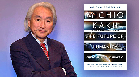 Click for Michio Kaku's Official Facebook Page